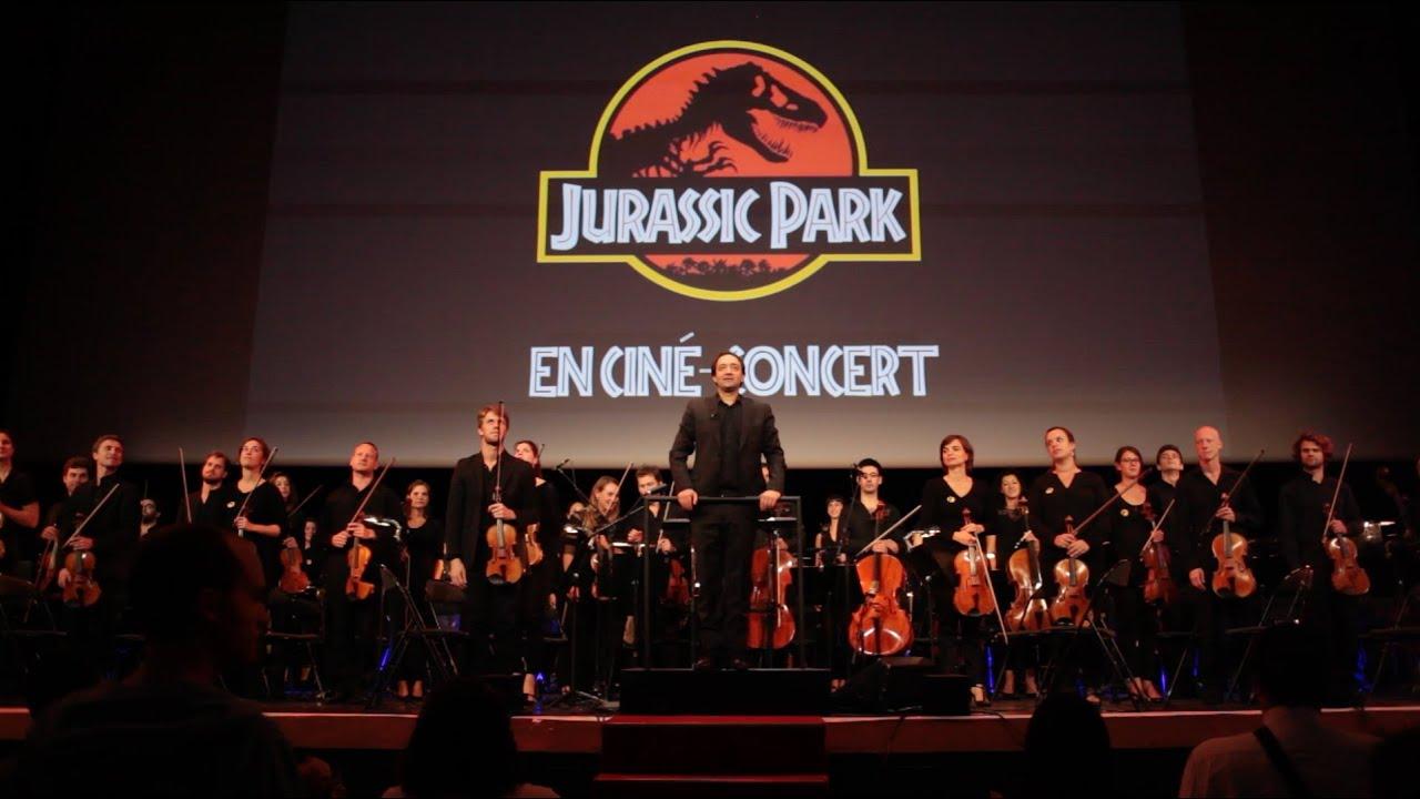 Jurassic Park en Ciné-Concert • Nantes, Bordeaux & Lyon