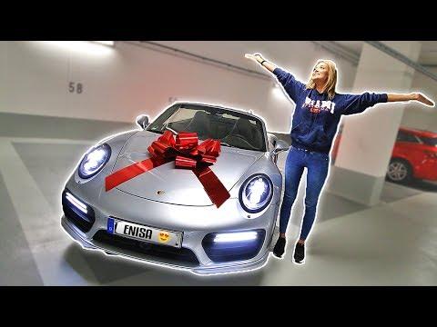 Ich kaufe meiner Freundin ein PORSCHE 911! (Sie weint)