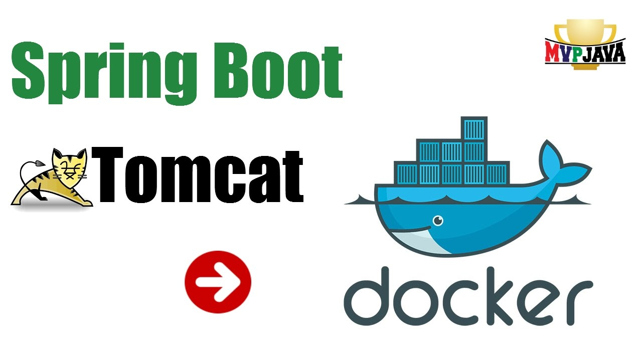 Deploy Spring Boot WAR to Tomcat in Docker Container