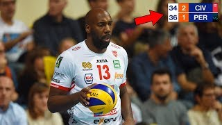 The Most Dramatic Set in Club Volleyball History (HD)