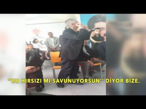 AKP'Yİ HIRSIZLIKLARINDAN DOLAYI SAVUNAMIYORUZ @mfsahinn