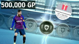 500,000 GP. PACK OPENING 😎😎 PES2019 MOBILE