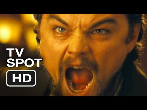 Django Unchained TV SPOT #1 (2012) Quentin Tarantino Movie HD