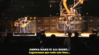 Nickelback   Someday subtitulado ingles  español)