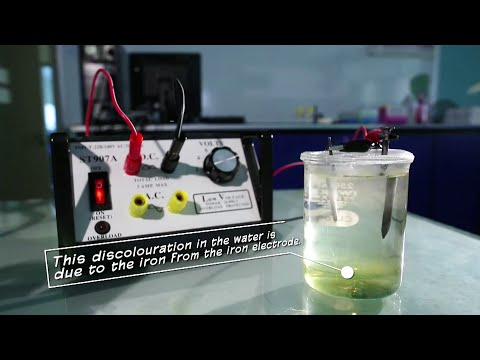 Do we need to filter our water from the tap? (How does electrolysis work)