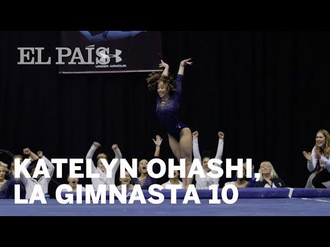 El ejercicio perfecto de KATELYN OHASHI con el que consiguió un 10