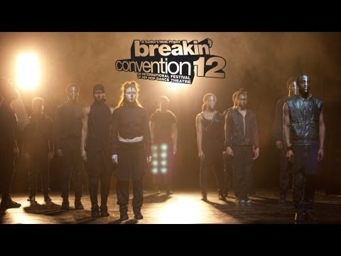 Avant Garde Dance: Dark Matter at Breakin