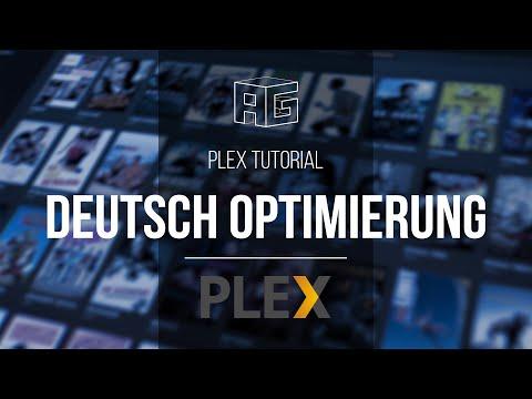Deutsche Filmtitel und bessere Beschreibung - Plex Optimierung für deutschsprachigen Conntent