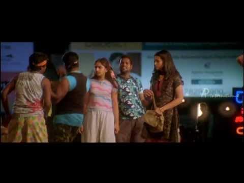 Bheema - Trisha Dance Practising Comedy