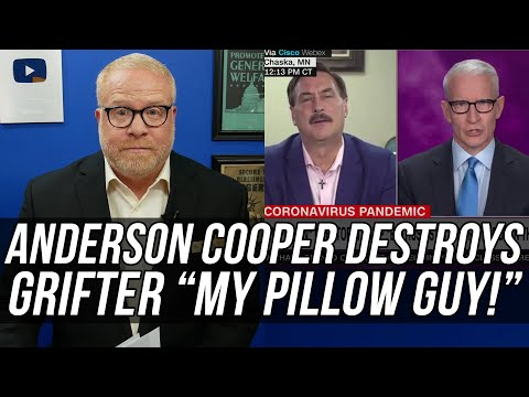 """anderson-cooper-humiliates-the-""""my-pillow-guy""""-for-twenty-straight-minutes-on-live-tv!!!"""