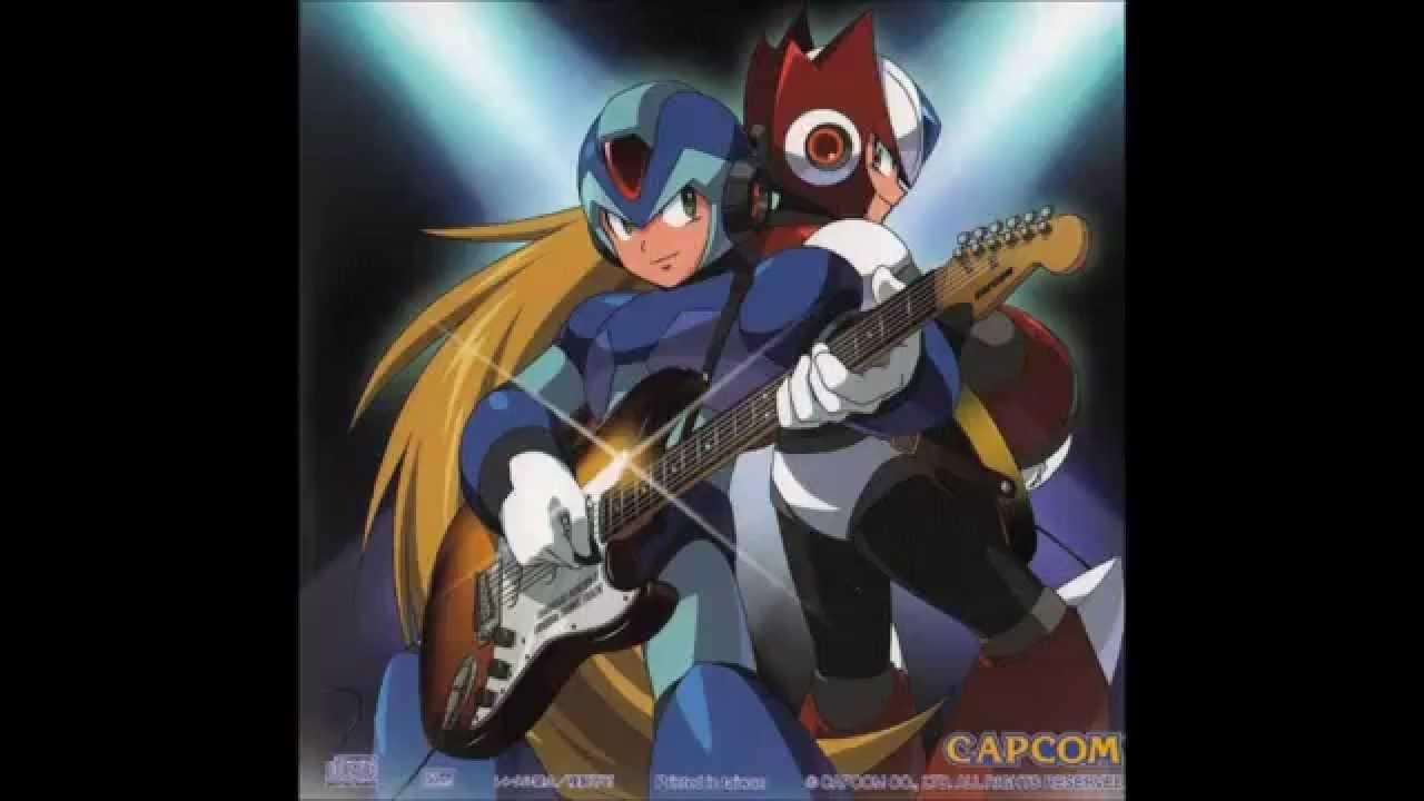Megaman X 3 OST - Maverick Hunter HQ (Intro Stage) [Heavy Metal Cover Mega  Xtended]