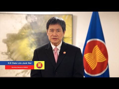 ASEAN Secretary-General Remarks on ASEAN Biodiversity Heroes
