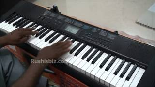 Bhor Bhaye Panghat Pe Mohe - Piano - Master Ramana | DOWNLOAD NOTES FROM DESCRIPTION