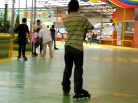 skating times with friends...