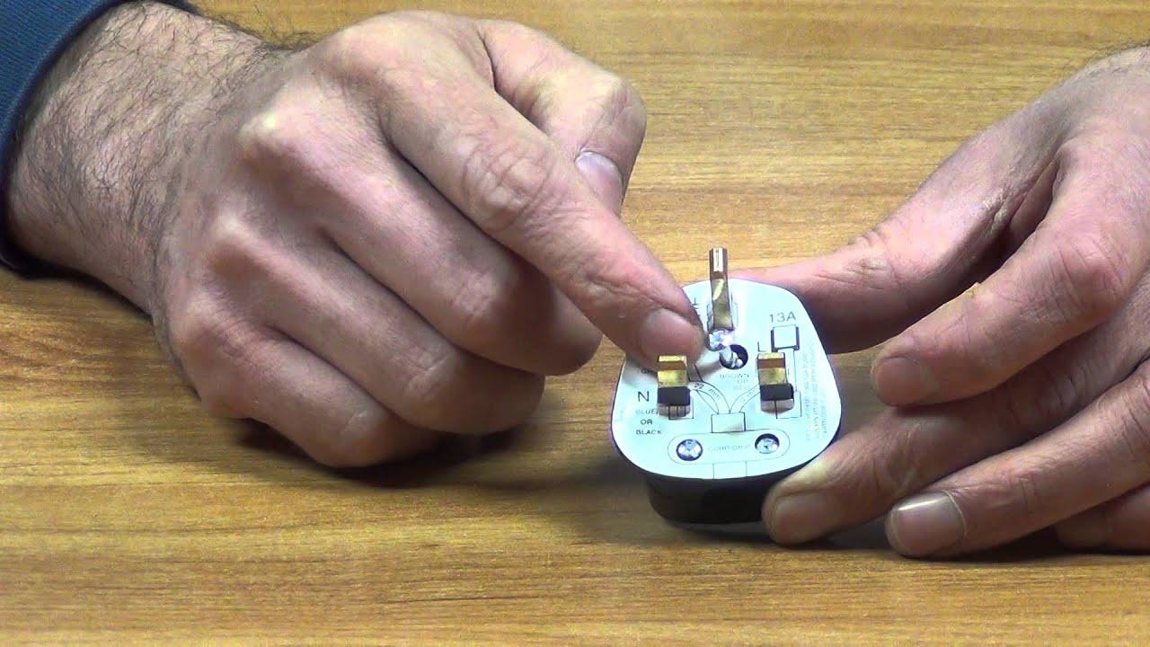 3 Pin Plug Youtube Wiring Lampu Kalimantang