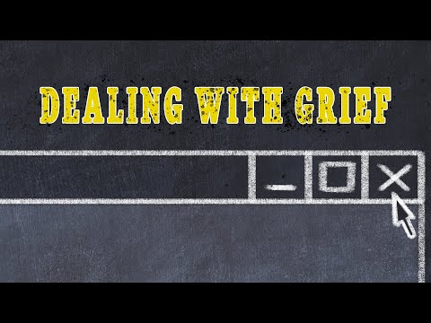 sermon image for Grief