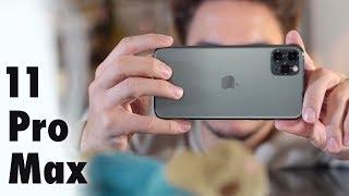 iPhone 11 Pro Max - Le test