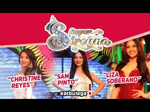 Super Sireyna | February 12, 2018