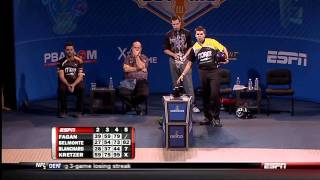 2011 - 2012 PBA World Championship (Mike Aulby Division) - Match 01