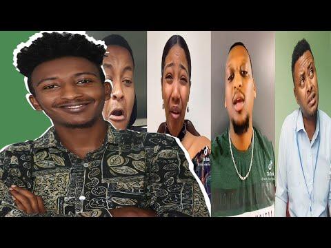 ወንዶች በጥፍራቸዉ ጉዳይ በጣም አምርረዋል/ethiopian /habesha/funny,comedy tiktok videos complation/