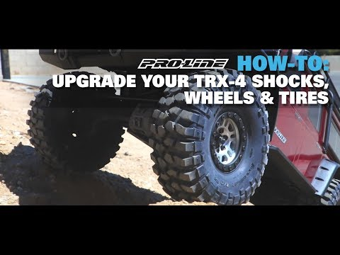 Pro-Line HOW-TO: Upgrade Your TRX-4