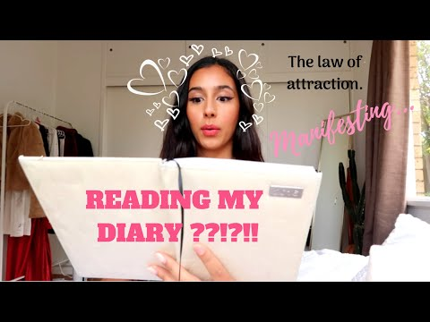SO PERSONAL! My experience with Manifesting/Law Of Attraction.