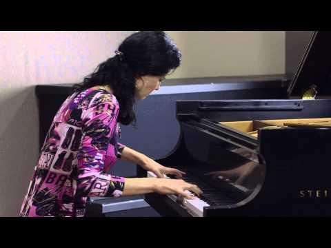 """Katie Mahan, piano - Debussy: """"Estampes"""""""