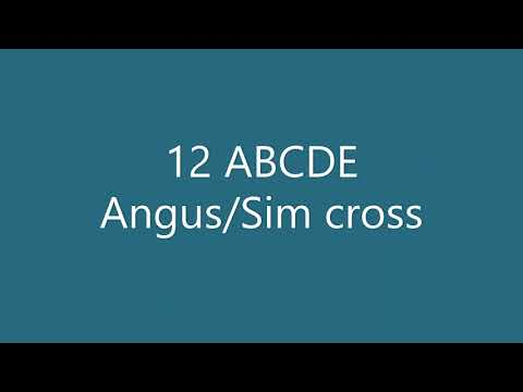 12 ABCDE