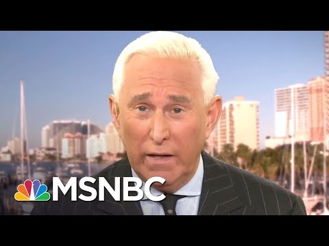 Why Robert Mueller Is Saving Trump Aide Roger Stone For Last   The Beat With Ari Melber   MSNBC