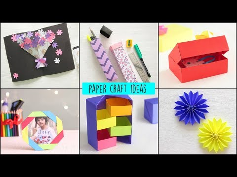 diy-paper-crafts-ideas-|-handcraft-|-art-and-craft
