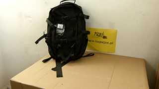 WISPORT - Plecak Ranger 32 CZARNY militarno survivalowy - www.kupujez.pl