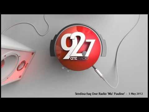 Interview on ONE Radio 'Ma' Pauline'