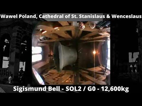 Wawel (Poland) - Cathedral - (Zygmund / Sigismund Bell) - SOL2 / G0