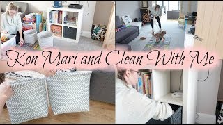 SPRING CLEAN, DECLUTTER & MINIMISE WITH ME USING THE KONMARI METHOD | KERRY WHELPDALE
