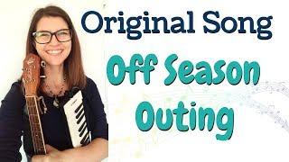 original song - off season outing - baritone ukulele and pianica (melodica)