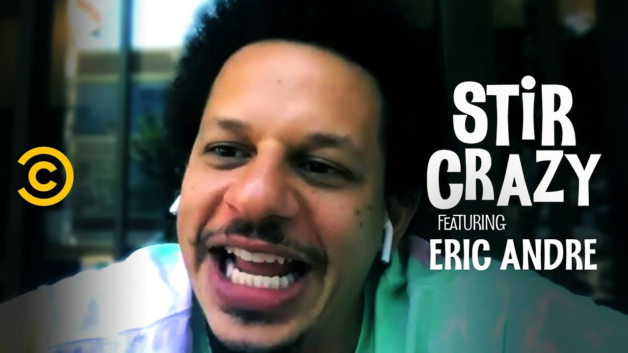 Eric Andre Drank His Own Pee for His Show - Stir Crazy with Josh Horowitz