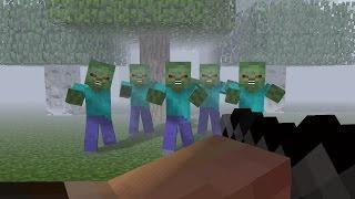 ВЫЖИТЬ В ЗОМБИ АПОКАЛИПСИСЕ | Minecraft | 9 Серия