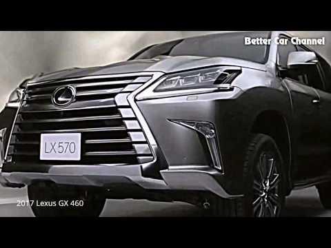 2017 Lexus GX 460 - YouTube
