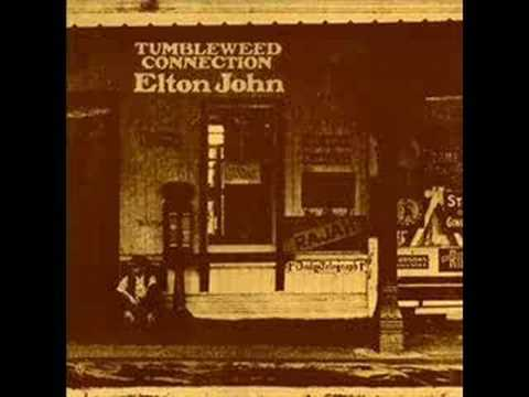 Country Comfort - Elton John (Tumbleweed Connection 3 of 10)