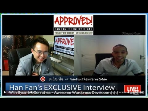 Authority Pro 3 - Han Fan's EXCLUSIVE Interview With Bryan McConnahea