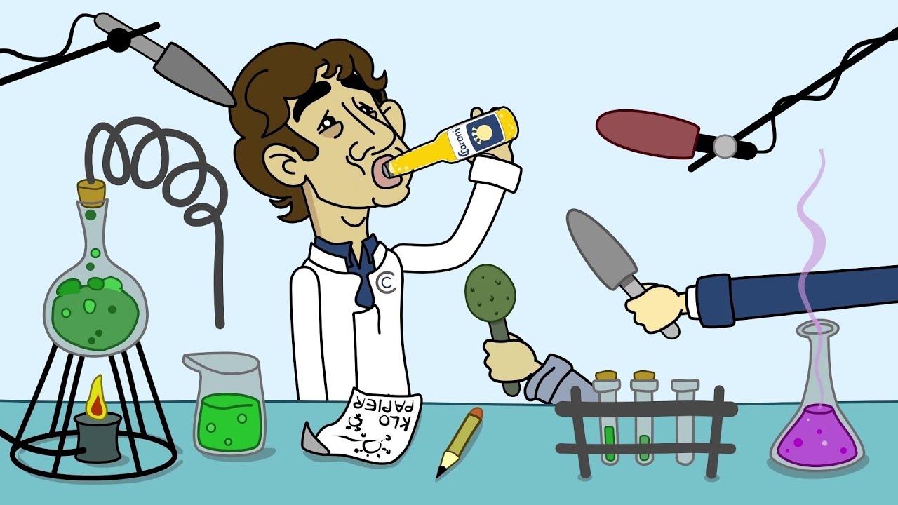 Christian Drosten Karikatur