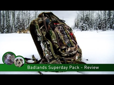 Bandlands SuperDay Backpack - Review