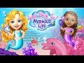 Sweet Baby Girl Mermaid Life - Magical Ocean World | TutoTOONS Games for Kids