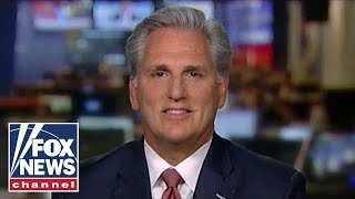 McCarthy on why Schiff can't lead Trump impeachment inquiry