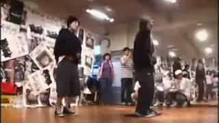 BIGBANG dance battle