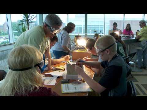 Inspiring Future Leaders in Energy - Duke Energy Academy at Purdue 2015