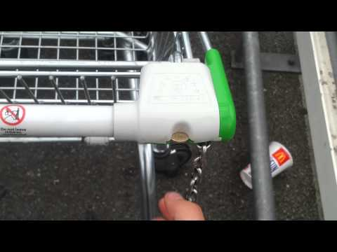 How to Hack a Shopping Trolly