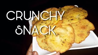AFTER SCHOOL SNACK | USING RAVA