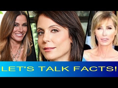 Housewives Kelly Bensimon calls out BETHENNY!