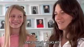 بالفيديو.. عارضة أزياء إسرائيلية تثير الجدل في عالم الموضة